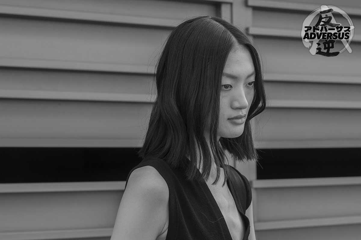 Milan Fashion Week Lente Zomer 2022 - Street style foto's - ADVERSUS