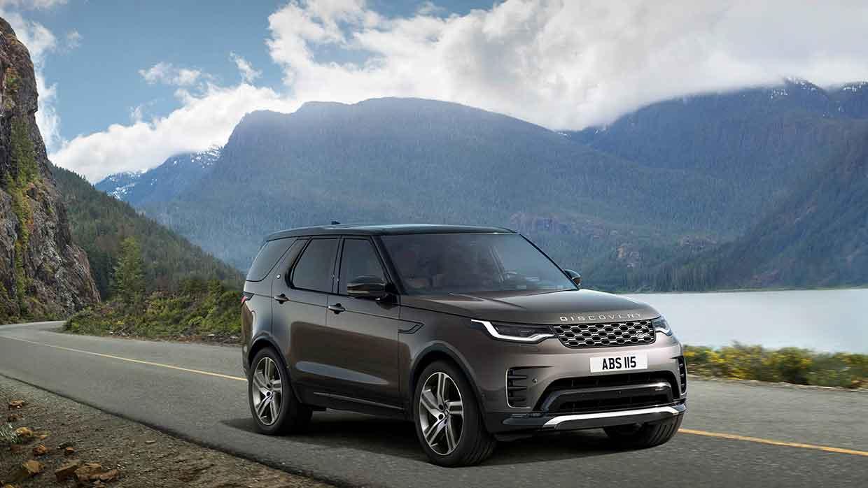 Land Rover klaar voor de stad met nieuwe Discovery Metropolitan Edition