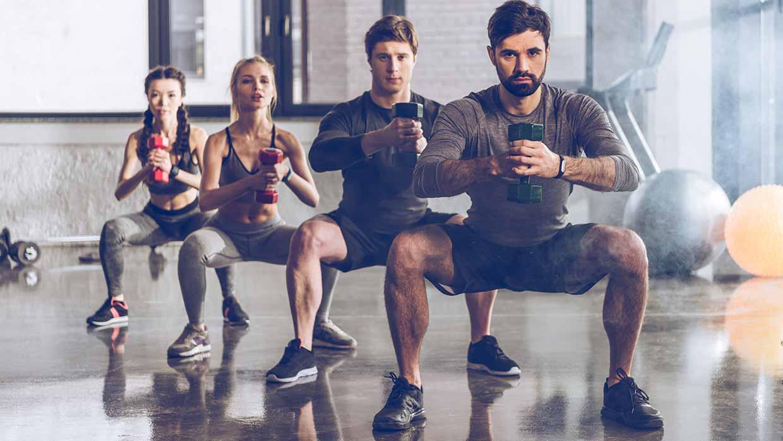 Trainen en voeding. Hoe en wat moet je eten als je traint?